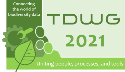 TDWG 2021 is coming!