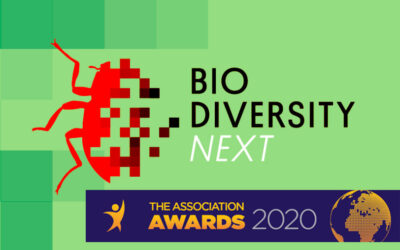 Biodiversity Next Wins New Conference Award 2020!!