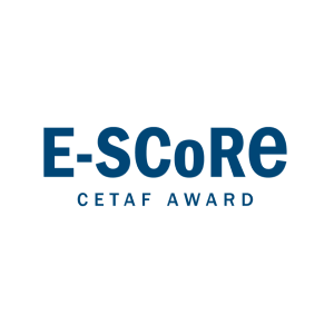 CETAF E-SCORE Award for Excellence in Research Based on Natural Science Collections – First Edition 2020