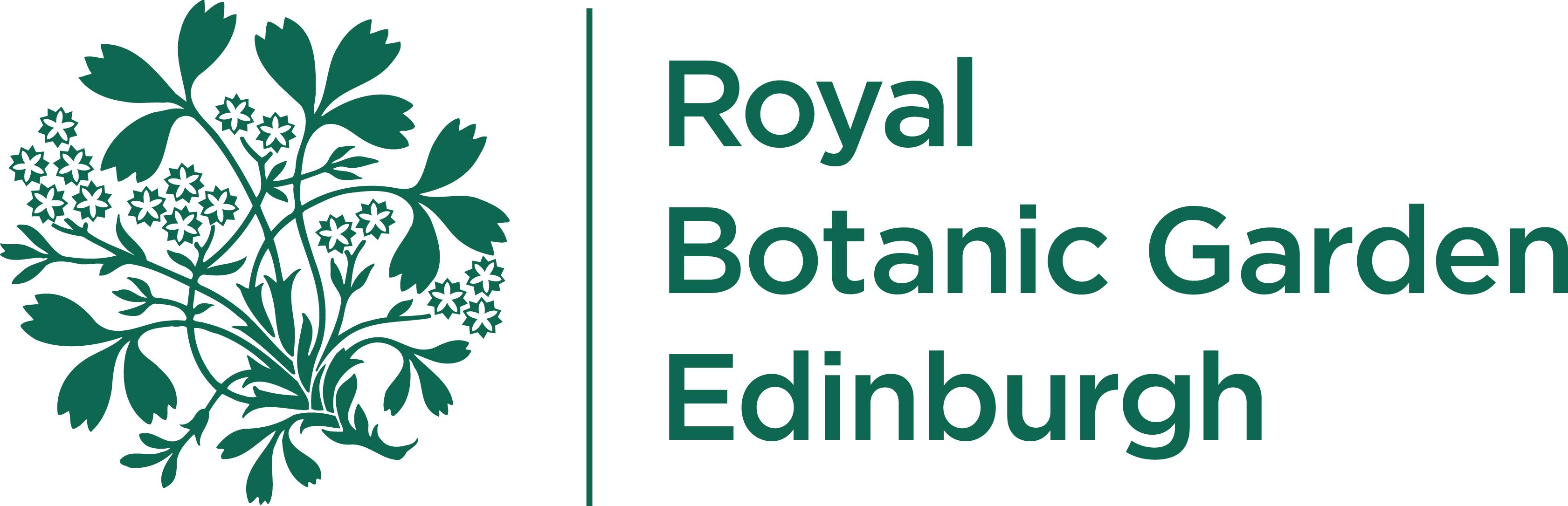 Logo RBGE