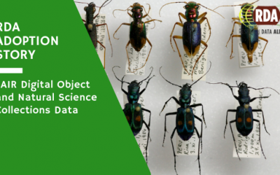 FAIR Digital Object and Natural Science Collections data