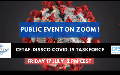 COVID-19 TaF Public event on 17 July 2020